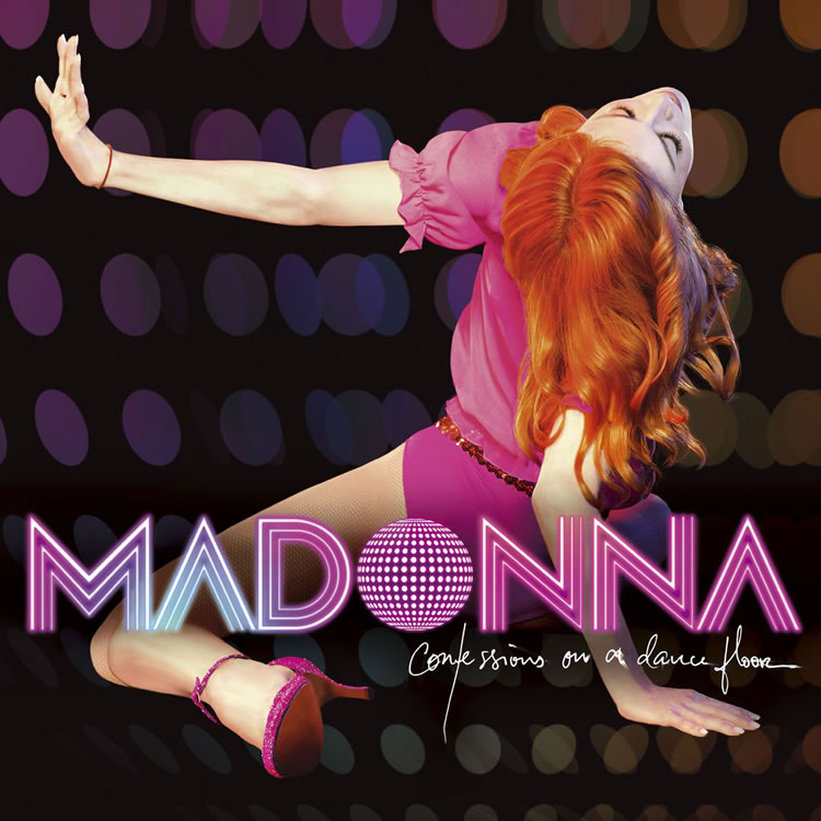 MadonnaConfessions On A Dance Floor