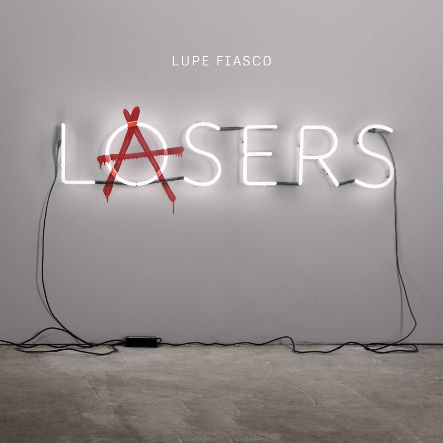 Lupe Fiasco Lasers