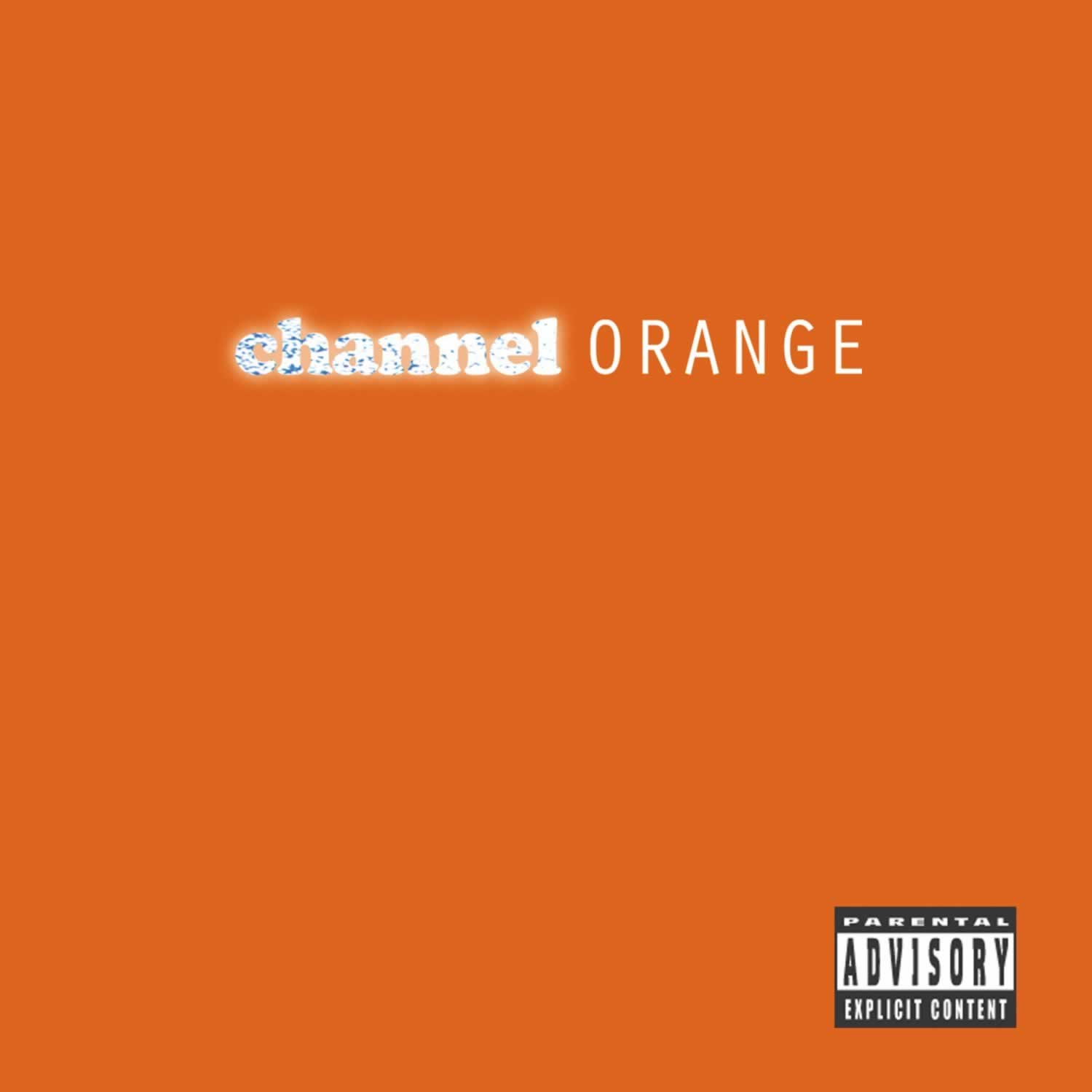 Frank OceanChannel Orange