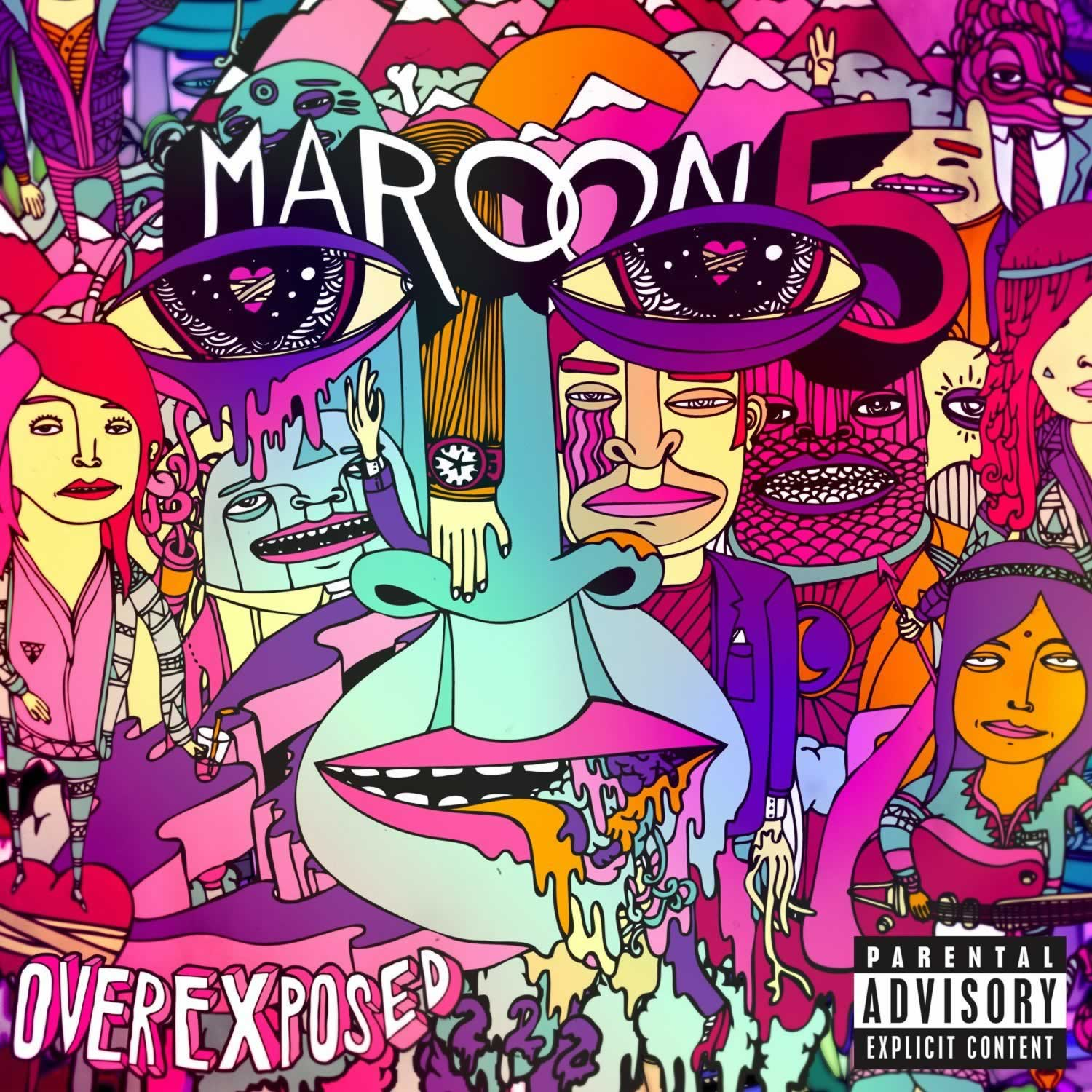 Maroon 5 – Overexposed