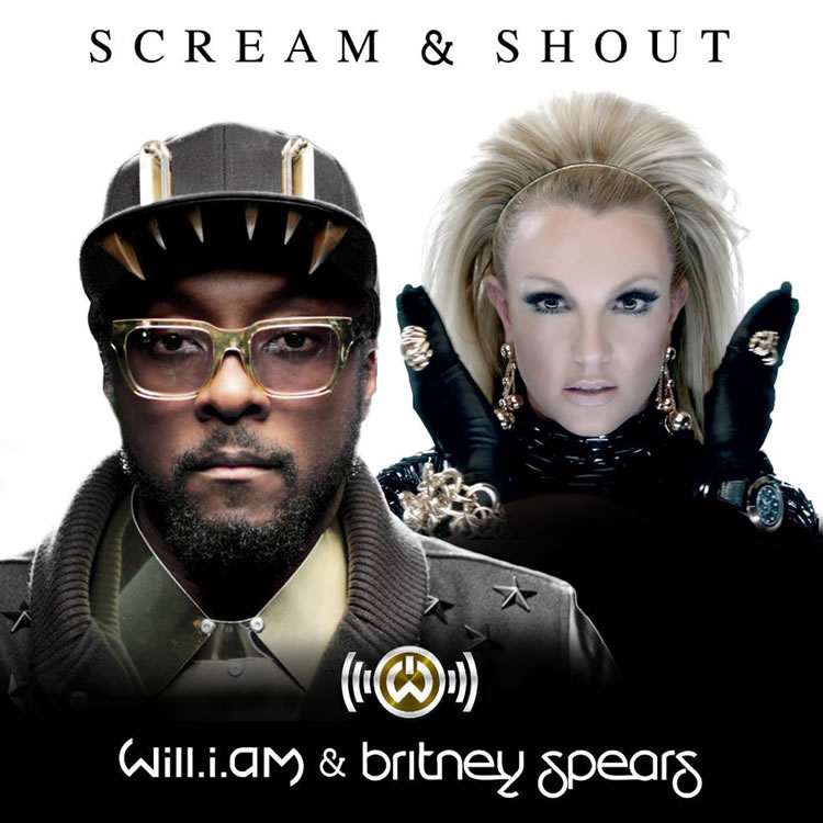 will.i.am Britney SpearsScream And Shout