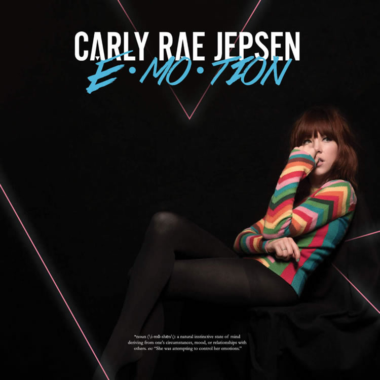 Carly Rae Jepsen Emotion