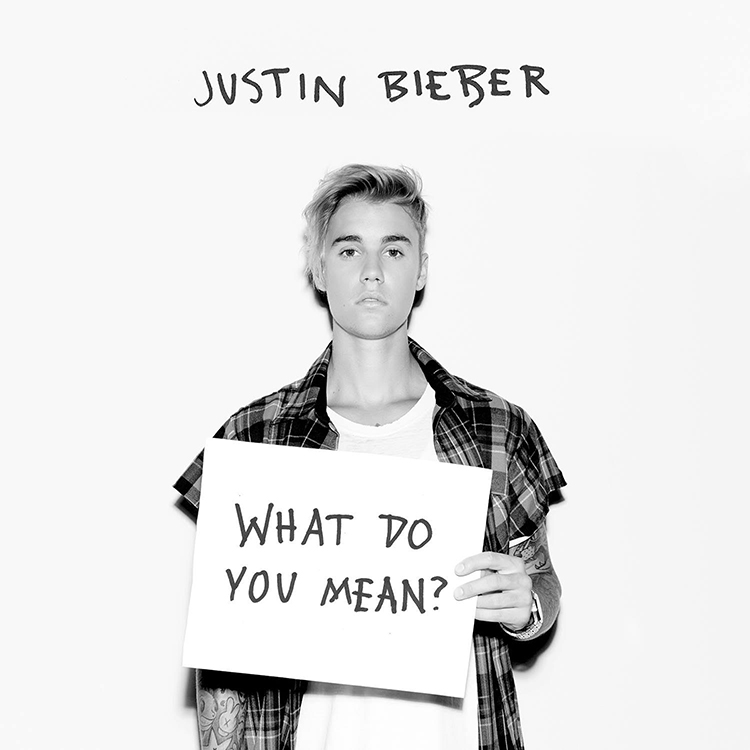 Justin Bieber-What Do You Mean?