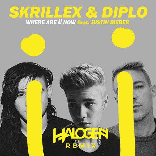 Justin Bieber, Skrillex, Diplo-Where Are U Now