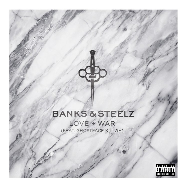 Banks & Steel feat Ghostface Killah-Love + War